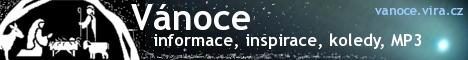 Vánoce - informace, inspirace, koledy, MP3